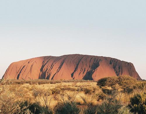 red center australia