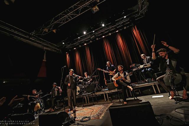 [Royal Street Orchestra - 22.03.2017 /  Bahnhof Langendreer Bochum]