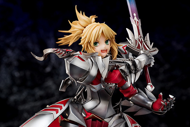 """對吾高貴父王的反叛!《Fate/Apocrypha》""""赤""""之Saber [莫德雷德](モードレッド) 1/8比例模型"""