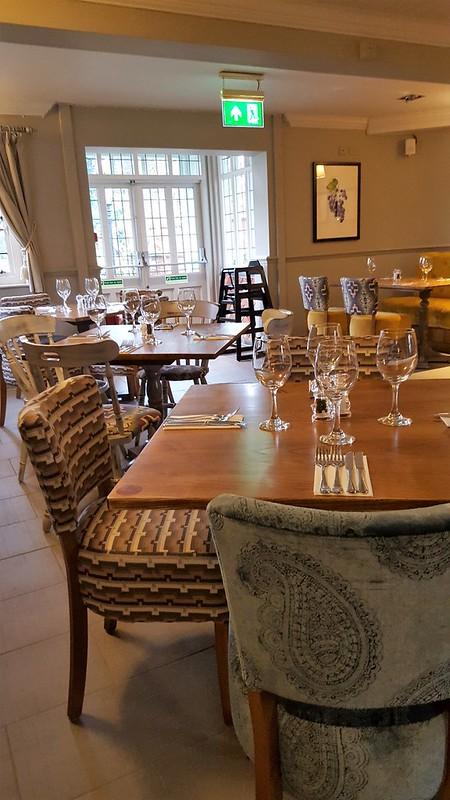 Cozy Restaurant Area