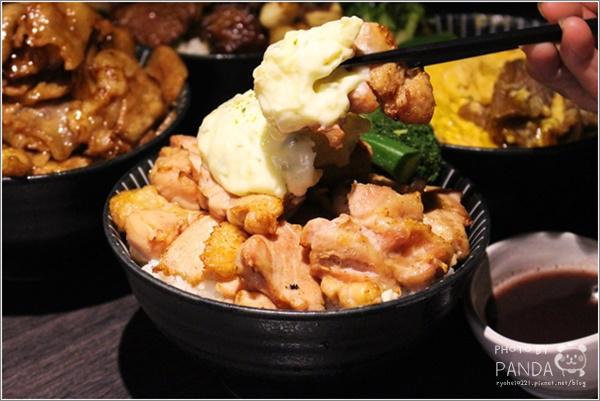 開丼燒肉vs丼飯 (24)