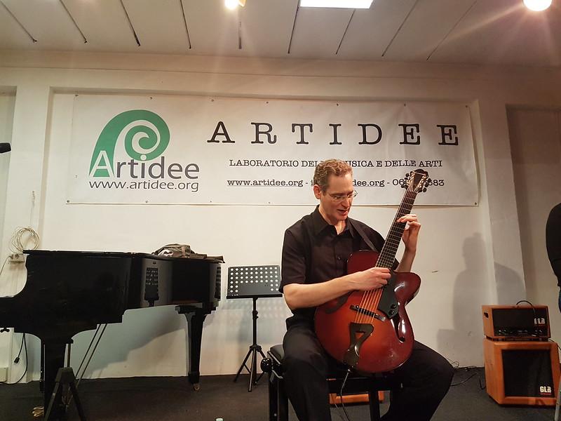 Steve Herberman _masterclass ad Artidee