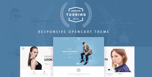 Tuoring v1.0 – Multipurpose Responsive Opencart Theme