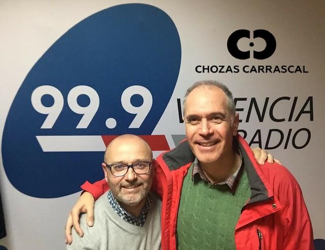Chozas Carrascal La música de su vida Todo irá bien Paco Cremades Las 5 de Sultán con Cisco Fran