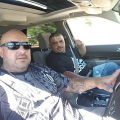 Las Vegas Bound with Mugsy... #TimeForWar #CaneloVsChavez #TeamNegrete