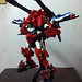LEGO Strike Freedom Zero Gundam Flauros ASW-G-2064 (Ryusei-Go IV)
