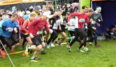 Pardubický závod Agrofert Runu vyhráli Kovář a Vévodová