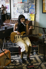 Keturah Johnson @ The Record Centre