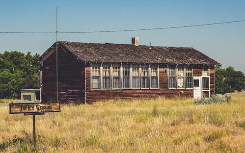 Jay Em, Wyoming