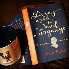 Benefits of insomnia: fun reading! #annpatty, #livingwithadeadlanguage, #todayisgoingtosuck