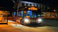 WMATA Metrobus 2012 New Flyer Xcelsior XDE40 #7248
