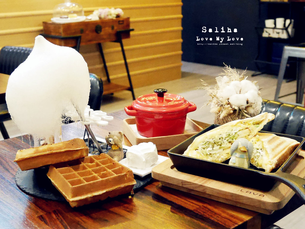 台北松山小巨蛋站南京三民站附近不限時餐廳咖啡廳推薦12 Cafe (1)