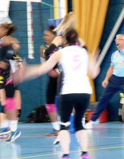 P1190647 VNVB - Pont à Mousson BEACH VOLLEY - Volley Ball Féminin Ligue 2 F 2016 - 2017