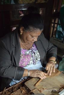 La Habana - Cigar Roller