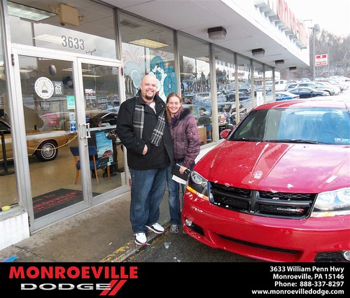 Monroeville Dodge would like to wish a Happy Birthday to Heather Candelore! by Monroeville Dodge