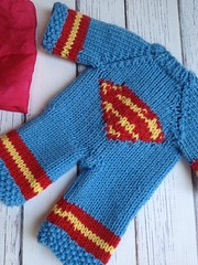 ":::Man of Steel::: Costume for 14/15"" dolls"