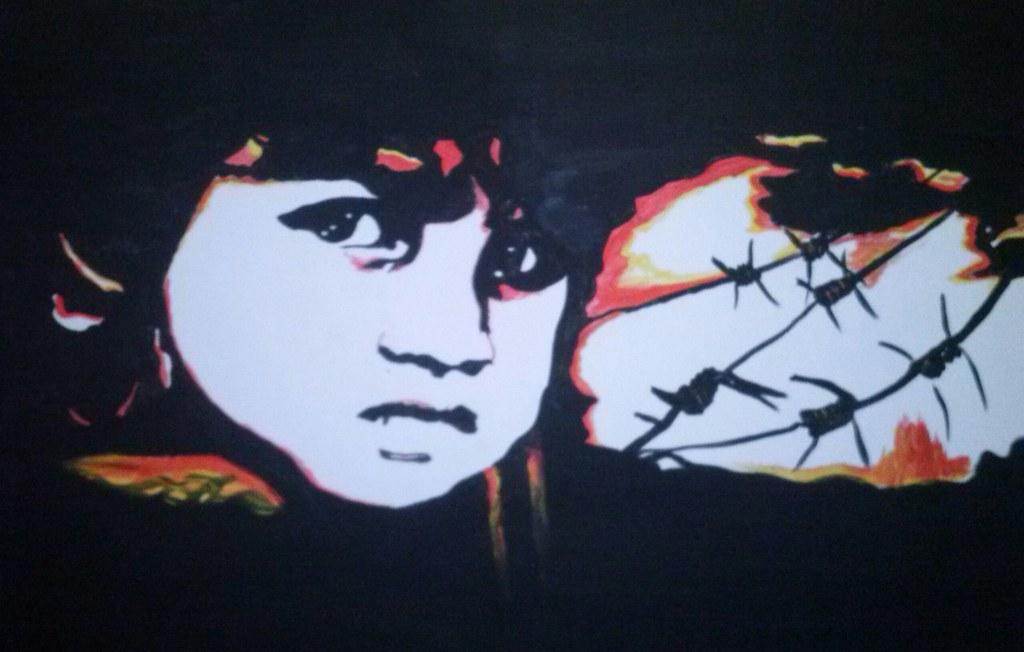 acryl painting 70x115