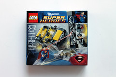 LEGO DC Universe Superman: Metropolis Showdown (76002)