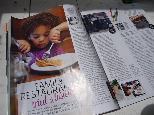 Llg on family friendly restaurants in sainsbury 39 s magazine for Canape cases sainsburys