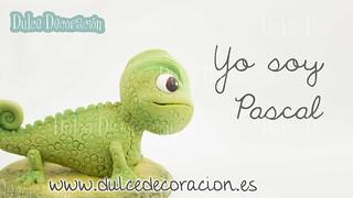 Pascal, camaleon de Rapunzel