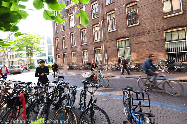Amsterdam riding and city scenes-66