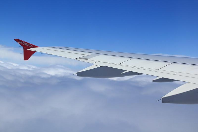 Flug nach Düsseldorf