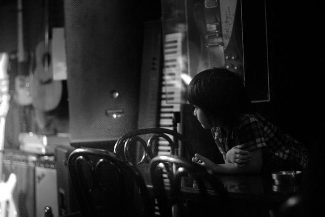 O.E. Gallagher live at Crawdaddy Club, Tokyo, 15 Jun 2013. 068