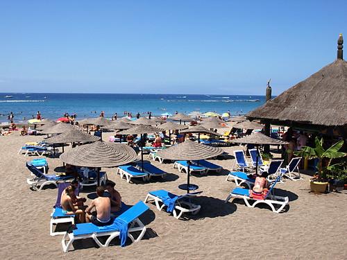 Fañabe Beach, Tenerife