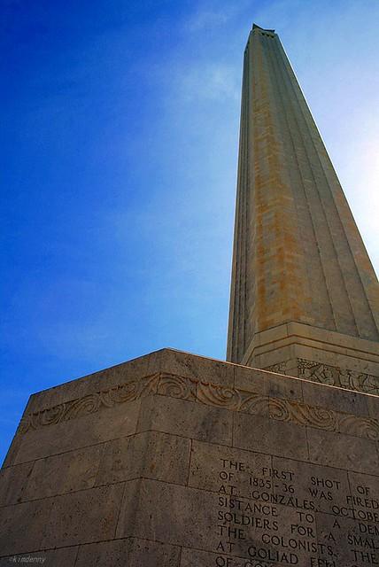 San Jacinto Monument, Texas