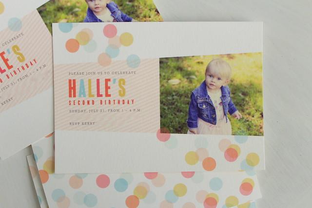 Halle's Birthday 2013