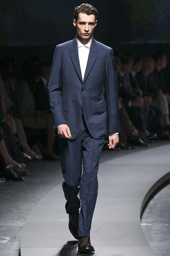 SS14 Milan Ermenegildo Zegna002_Adrien Sahores(vogue.co.uk)