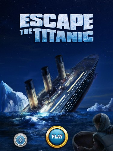 Escape the Titanic App