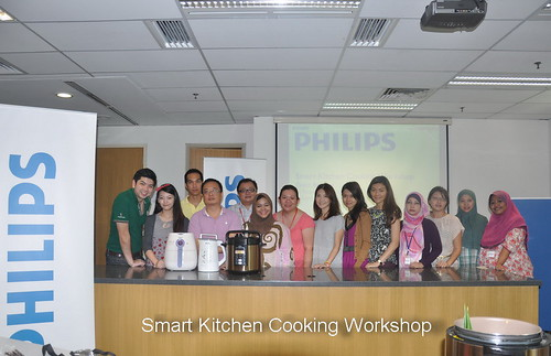 Smart Kitchen Cooking Workshop with Philips 19