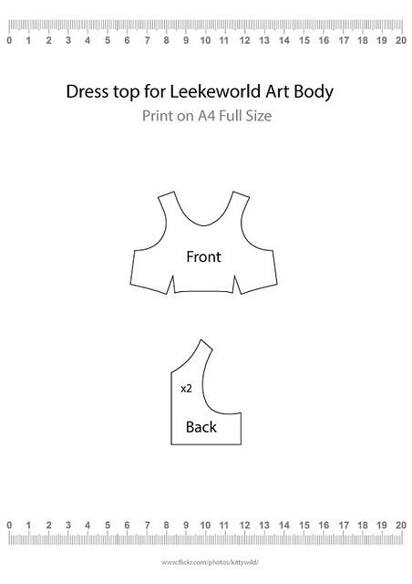 Pattern_DressTop_LeekeArtBody