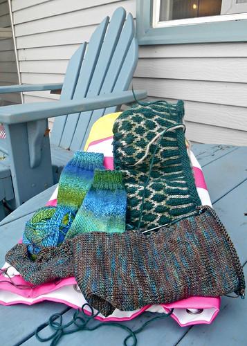 pile-o-knits