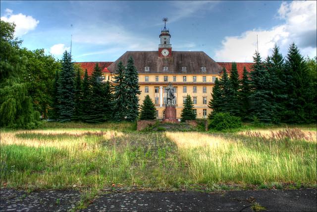 Малая Москва - Haus der Offiziere