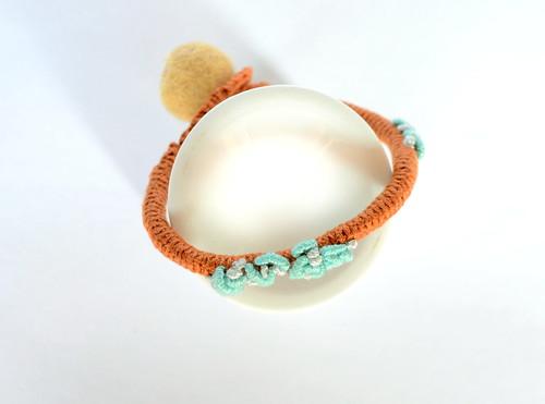 Lichen bracelet #1