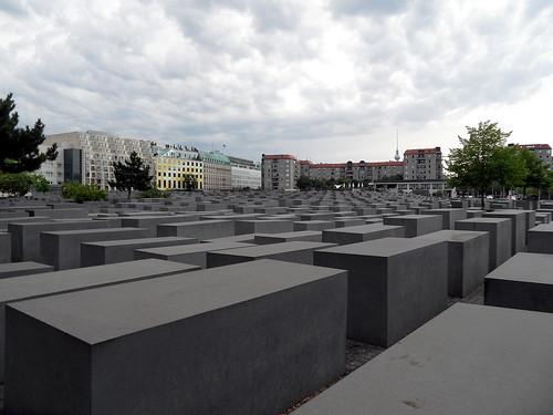 Holocaust-Mahnmal Berlin