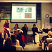 Presentazione Premio Pomilio: Simona Gavioli, Franco Pomilo, Martina Cavallarin e Gino Sabatini Odoardi