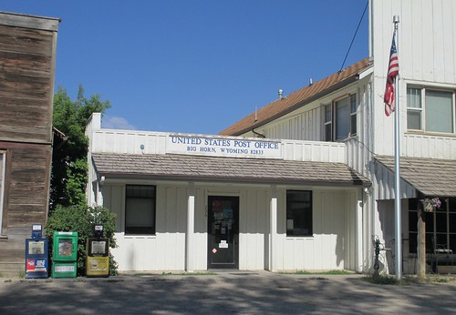 Post Office 82833 (Big Horn, Wyoming)