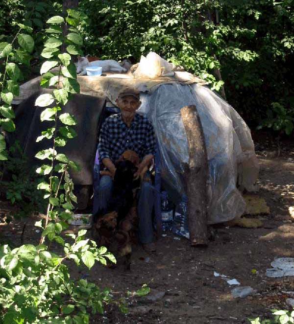 Olupina kao dom 2005.