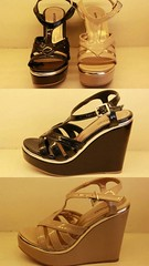 June 2013 Heeled Sandals and Wedges