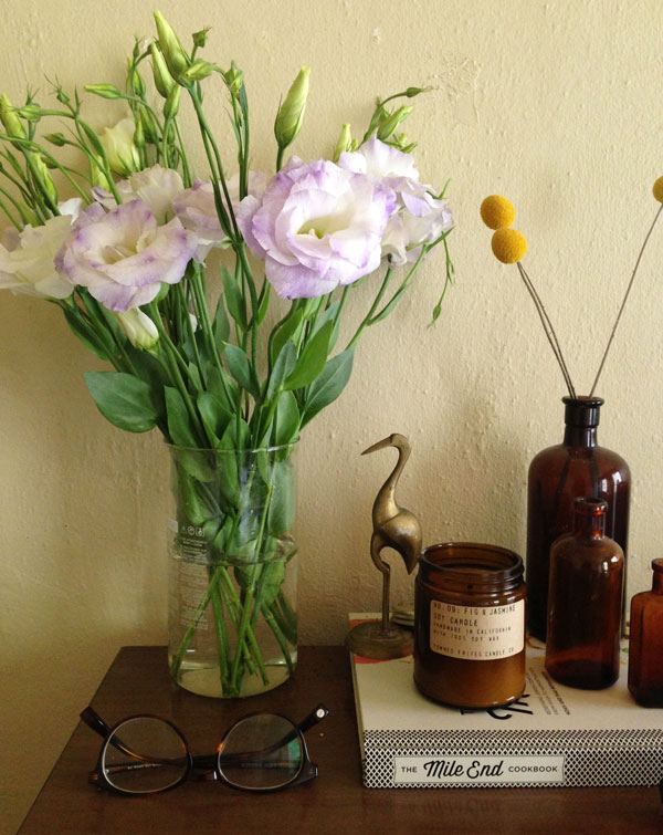Flower-On-Dresser