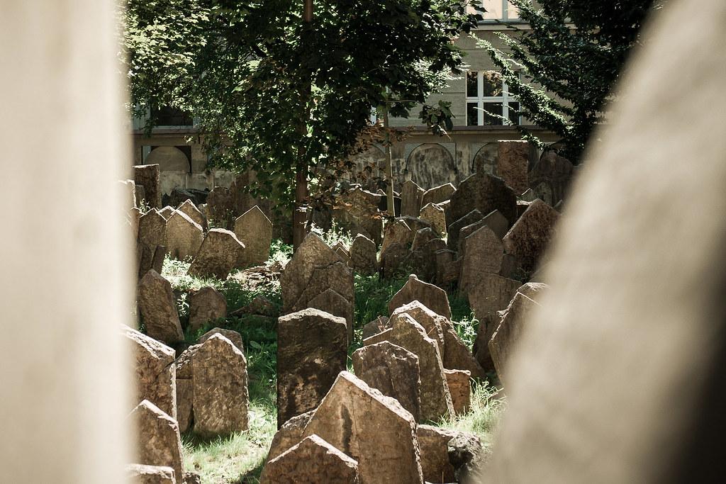 בית הקברות היהודי בפארג