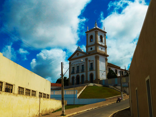 Igreja Católica de Coruripe - Alagoas