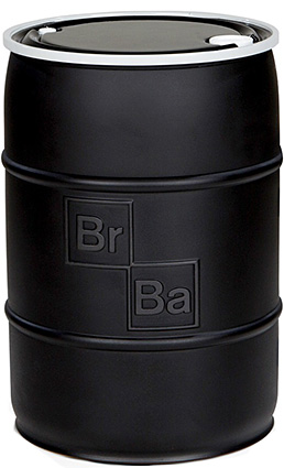 O barril