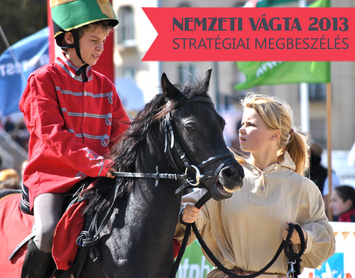 Kishuszár Vágta - 2013 strategia