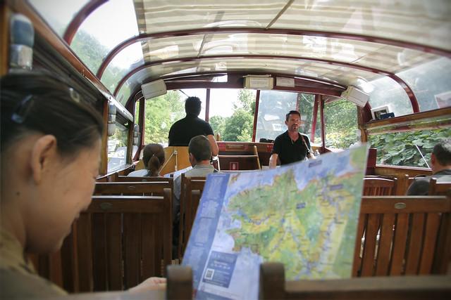 River boat trip - Dinan