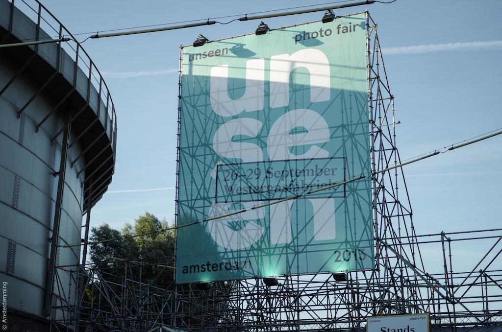 Amsterdam, UNSEEN 2013 at Westergasfabriek