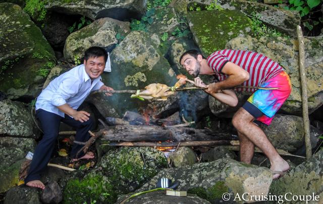 Vietnamese Cookout